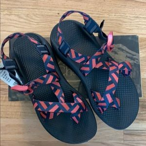 Chaco Size 9 ZCloud 2 Sandals in Eclipse